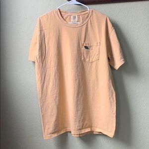 Gold Baylor T-Shirt